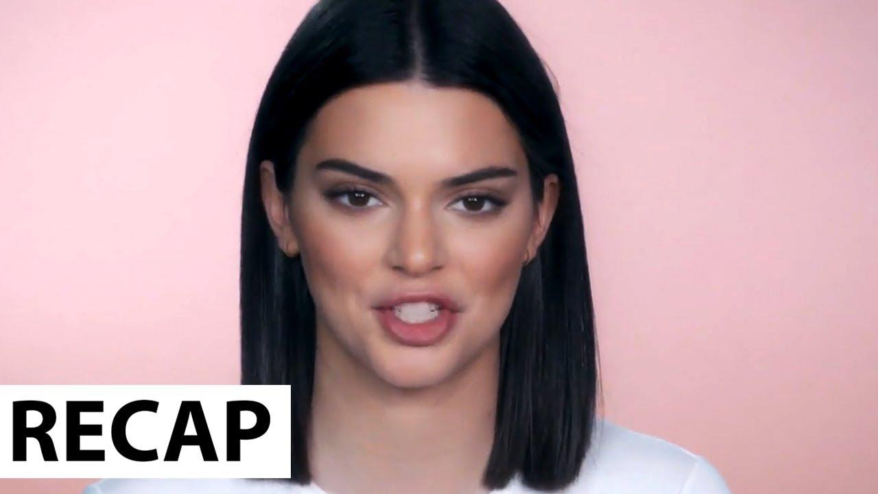 Kendall Jenner Homeless Because Of Kim Kardashian - KUWTK Recap | Hollywoodlife