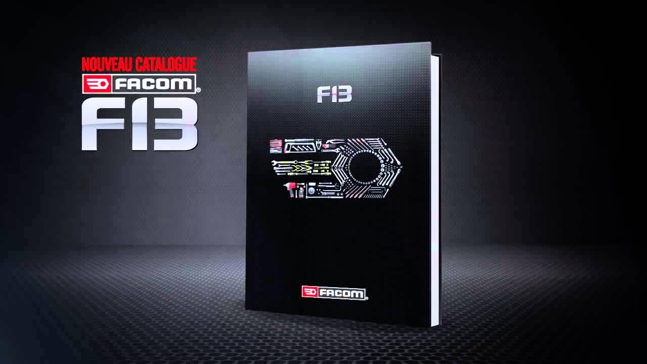 CATALOGUE FACOM F13 TÉLÉCHARGER