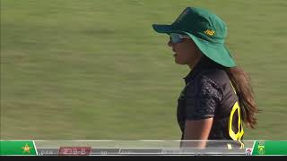 Momentum Proteas vs Pakistan Women | Second ODI Highlights | Hollywoodbets Kingsmead Stadium, Durban