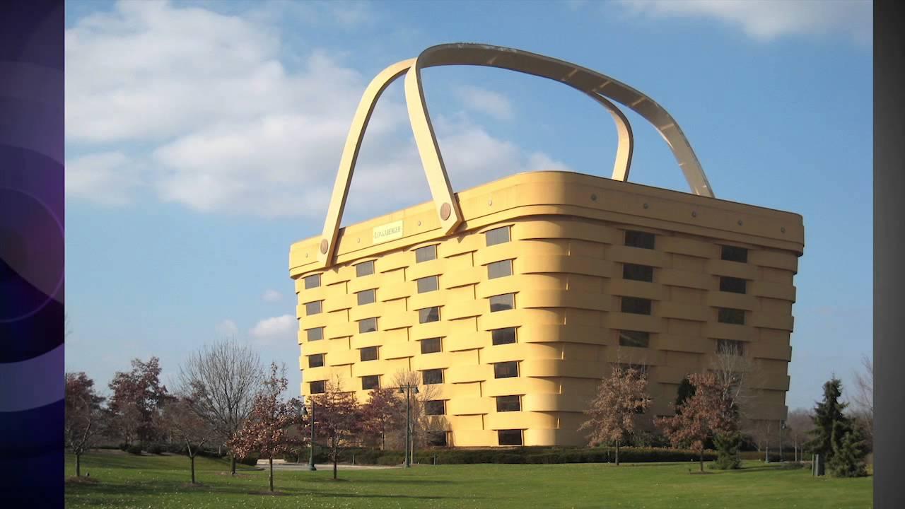 Dise os de edificios con forma de objetos demuestran el for Diseno de edificios