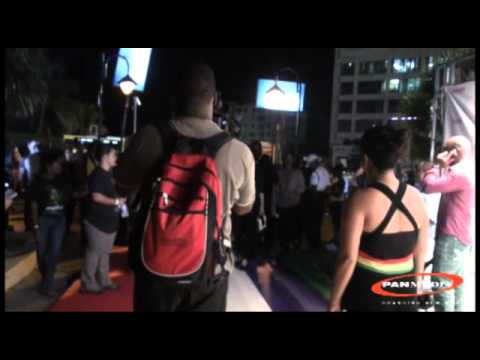 Marley Premiere - Interviews on the Red, Green and Gold Carpet