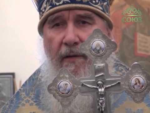 Архипастырское богослужение в обители села Клыково