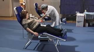 Сдай кровь – спаси жизнь ребёнка!