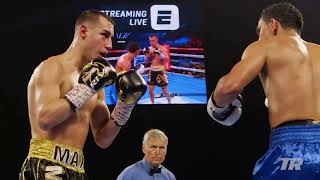 Fight Highlights  Maxim Dadashev vs  Darelys Perez