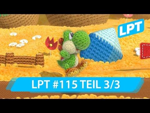 Let's Play Together (Yoshi's Woolly World, Gewinnspiel, Agar.io) 115-3/3