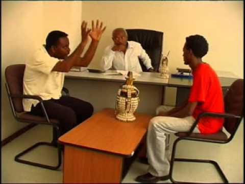 Bodyguard (Oromo Comedy)