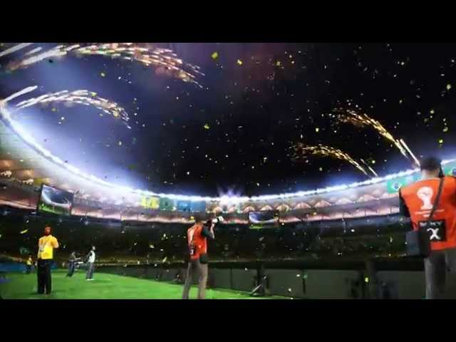 2014 FIFA World Cup - Sights and Sounds Trailer