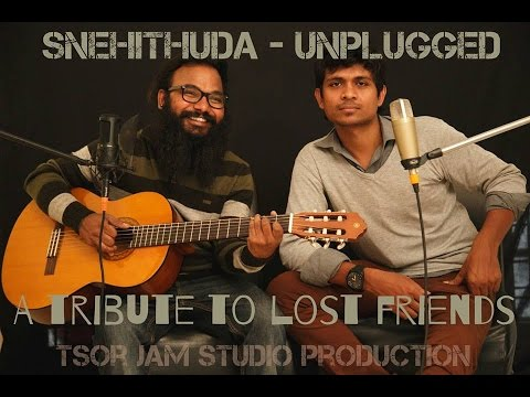 Snehithuda - Unplugged | John Kandula | Official Music Video | HD