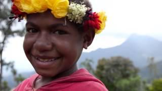 One minute tour of Goroka