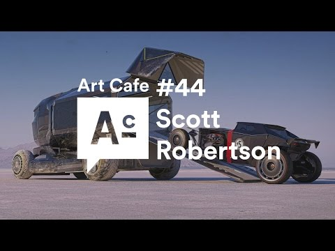 Art Cafe #44 - Scott Robertson