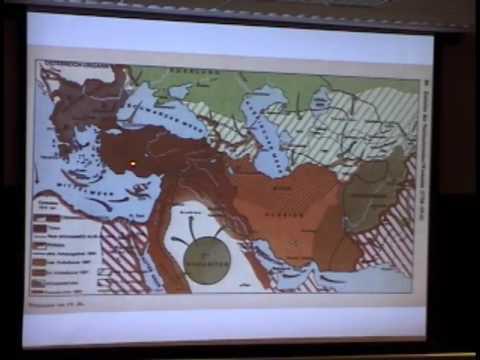 German Penetration into the Ottoman Empire through Baghdad Railway