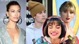 Hailey baldwin, justin bieber, taylor swift and selena gomez have extremely complex relationships