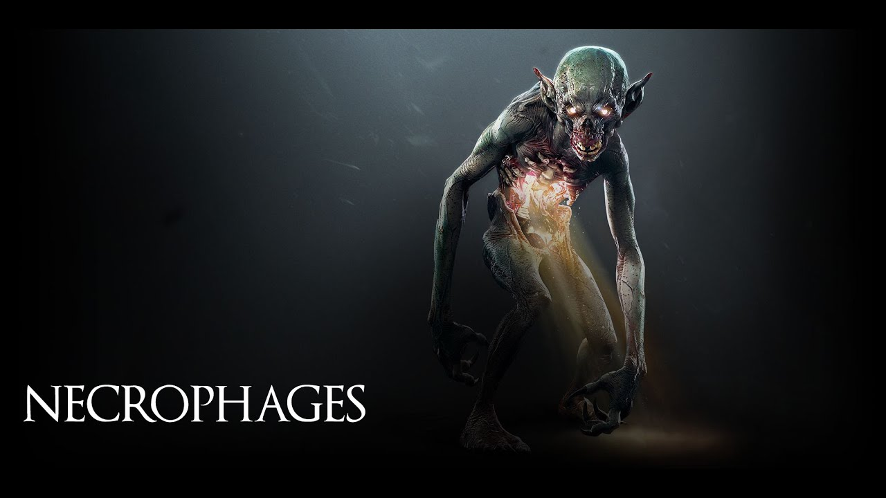 Rax's Bestiary: Necrophages (The Witcher 3 how to kill monsters)