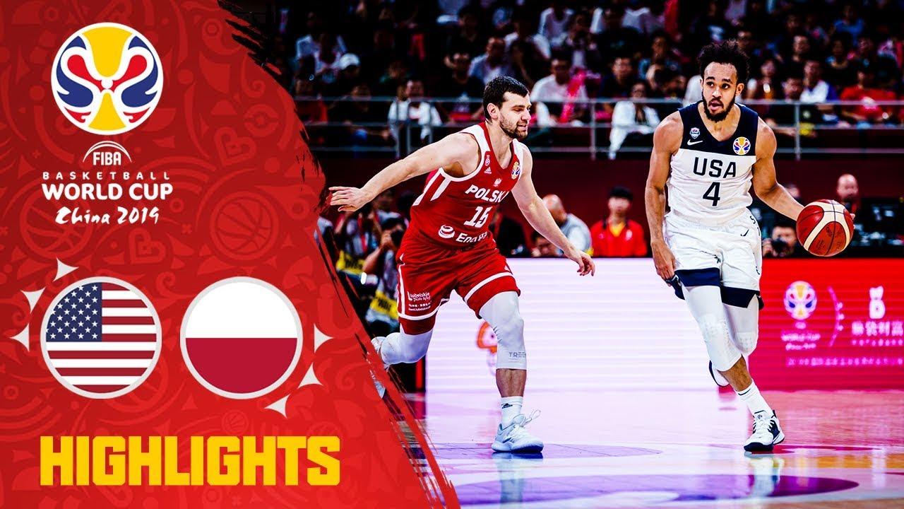 USA v Poland - Highlights