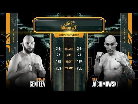 BYE 4: Рамзан Гентеев vs. Алан Ячимовски | Ramzan Genteev vs. Alan Jachimowski