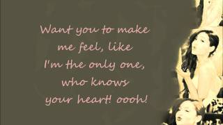 Only Girl In The World Ariana Grande (karaoke with lyrics)