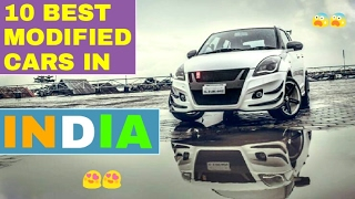 Top 10: Best Modified Cars in India ! ! ! (Part 6)