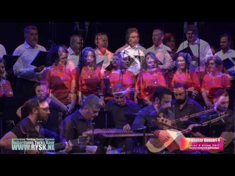 Rotterdam Yurttan Sesler  Ilkbahar Konseri 2017