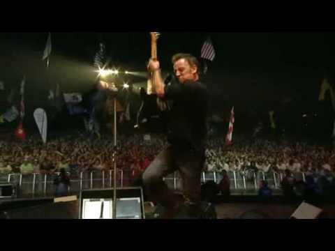 Bruce Springsteen - American land (Live Glastonbury 2009)