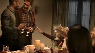 Kohl's Puts GAY COUPLE In Thanksgiving Ad | What's Trending Now