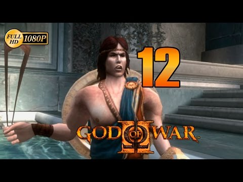 God of War 2 HD Kratos vs Perseo Walkthrough Parte 12 Español Gameplay PS3 1080p