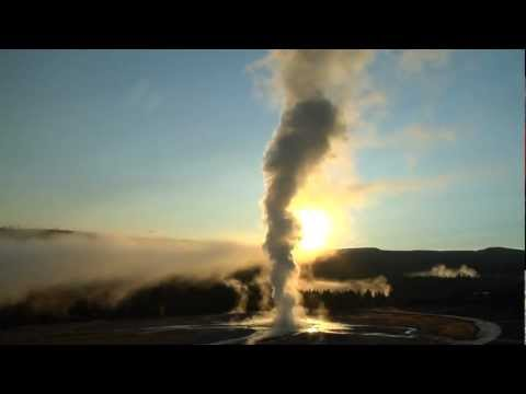 Yellowstone National Park   Part 1: West Yellowstone to Old Faithful