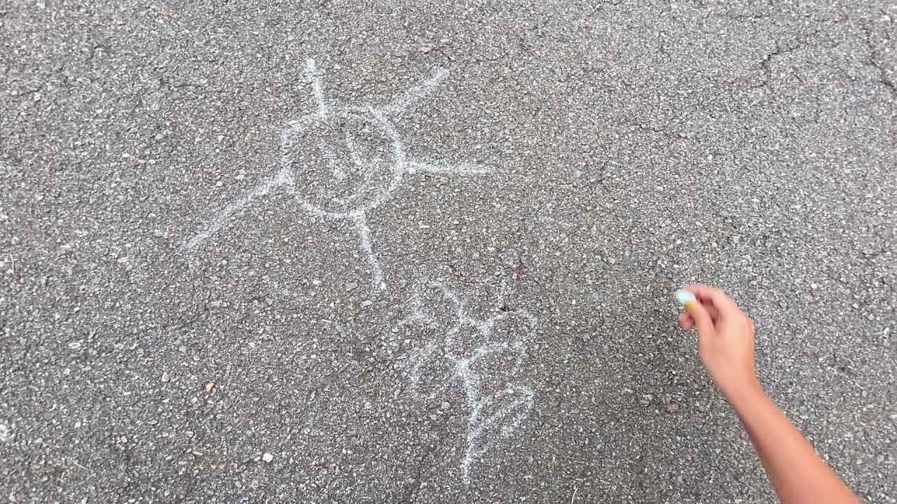 DIY Activity: Eggshell Chalk - YouTube