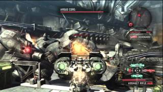 Vanquish Single Player Gameplay Mission 1 Sony Playstation 3 PS3 by Predators !!!