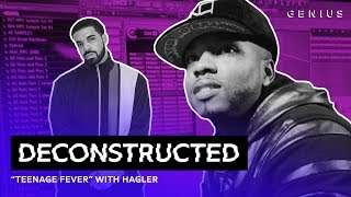 "Download The Making Of Drake's ""Teenage Fever"" With Hagler 
