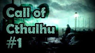Kapitel 1-1 Call of Cthulhu Gameplay PS4 - Deutsch