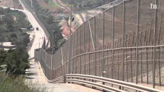 Climbing over Melilla - Borderline