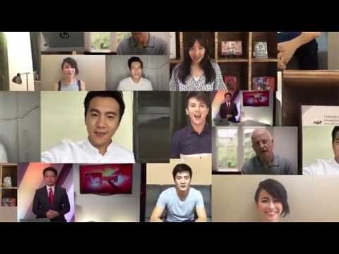Happy 10th Birthday, Singapore Media Academy!