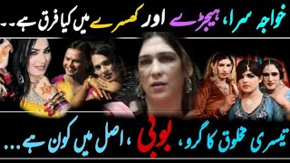 Shemales (Heejra, Khusra, Khawaja Sara) in Pakistan(GEO TV)