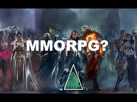 Magic The Gathering MMO?