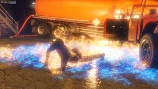 GTA 5 (PS4) - FINAL MISSION - Something Sensible (Option A)