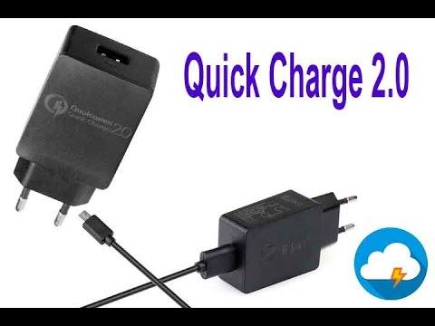 Как проверить Quick Charge 2.0 или 3.0? Эмулятор быстрой зарядки .