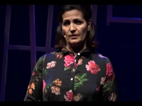 A Prison Story - Iran   Mehri Dadgar   TEDxMarin