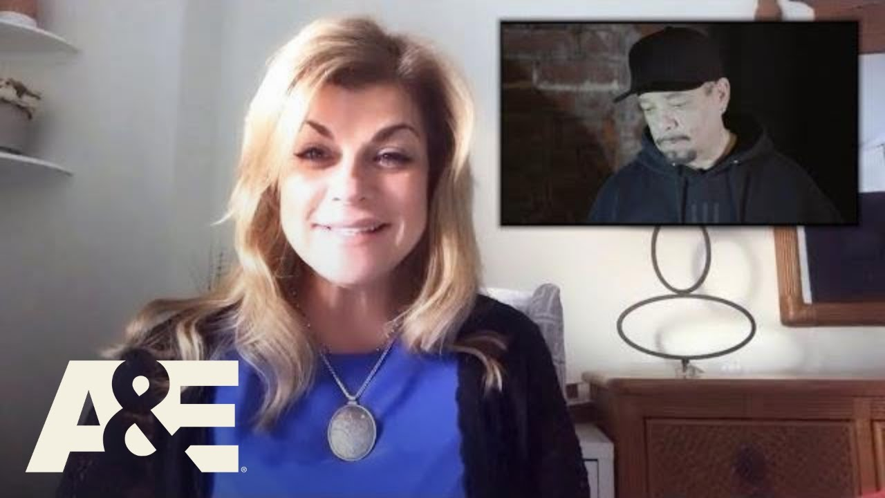 Download Psychic Medium Kim Russo Reacts to Ice T & Coco Celebrity Ghost Stories Premiere | A&E