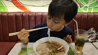 Vietnamese Noodles Pho Chin Really Delicious | Vietnamese Ala Noodle Review