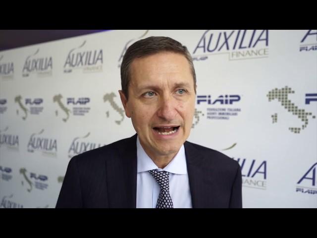 Auxilia Finance - Convention 2020 | Ganfranco Torriero