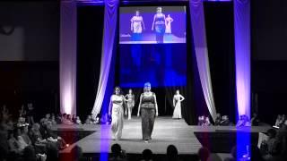 2014 ADG Bridal Show - Fashion Show (raw video)