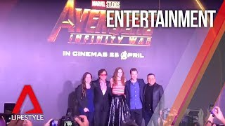 Avengers assemble in Singapore for Infinity War, led by Iron Man | CNA Lifestyle