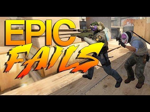 CS:GO - EPIC Fails! (#9)