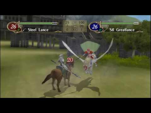 Fire Emblem: Radiant Dawn [15] Geoffrey's Charge