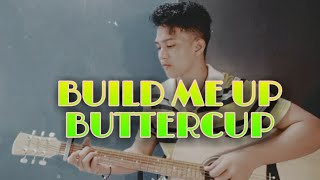 Build me up Buttercup - The Foundations - cover ( Fingerstyle Guitar )