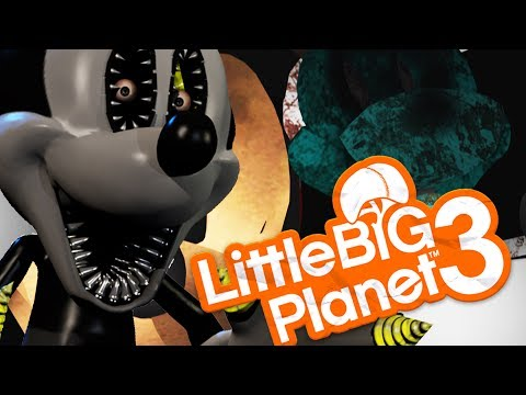 Little Big Planet 3 - THE LAST ABANDONED BY DISNEY - (littlebigplanet 3)