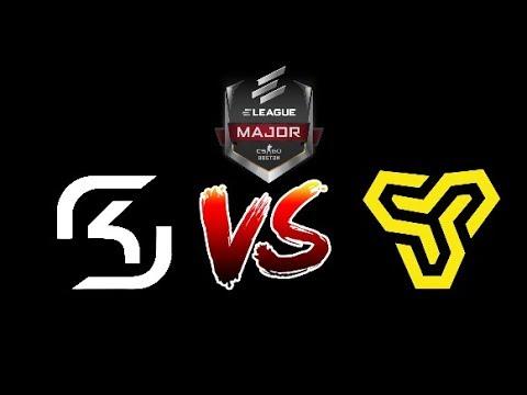 SK Gaming vs Space Soldiers [ELEAGUE MAJOR 2018] FULL GAME HD