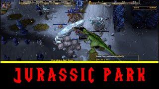 Warcraft 3 Reforged - Jurassic Park Enhanced Edition