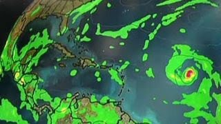 Hurricane Irma strengthens to category 3 storm thumbnail