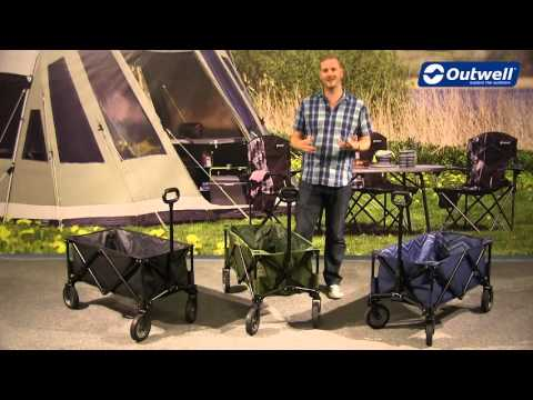 Outwell Transporter - 2016 | Innovative Family Camping